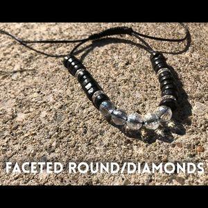 Shamballa bracelet, bracelet, handmade, jewelry